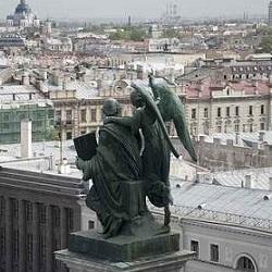 viaje a San Petersburgo
