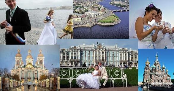 boda en San Petersburgo